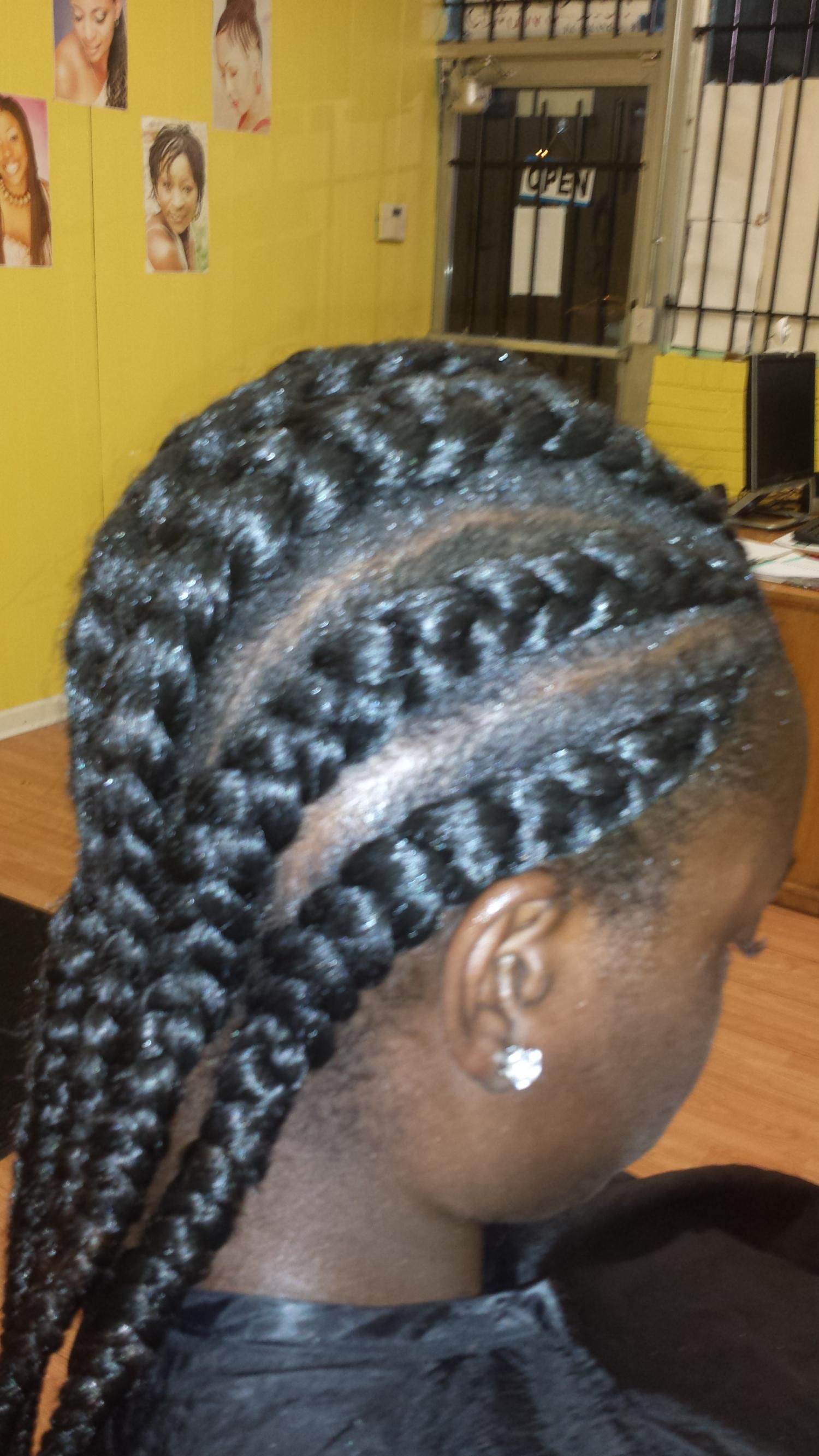 TATA AFRICAN HAIR BRAIDING IS ONE OF